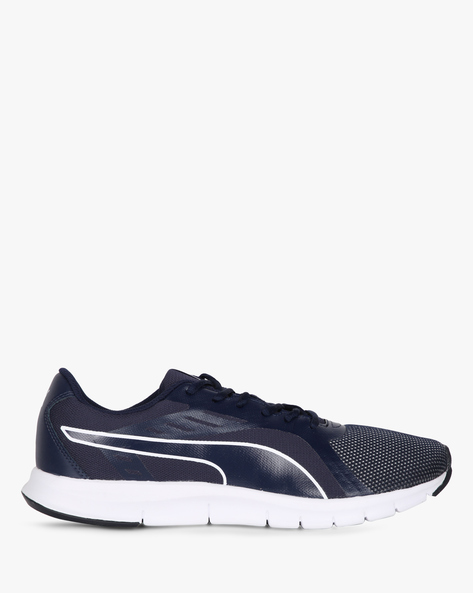 Felix Runner IDP Lace-Up Sports Shoes By Puma ( Navyblue )