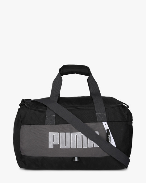 Duffel Bag With Adjustable Strap By Puma ( Black )