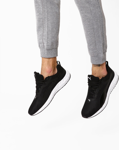 Flare 2 Mono Sports Shoes By Puma ( Black )