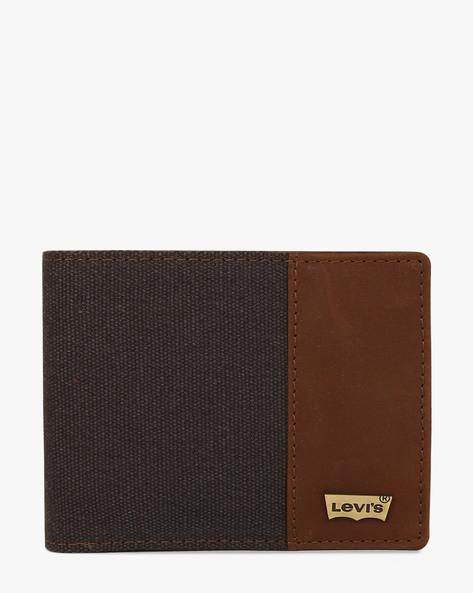 Denim Bi-Fold Wallet By LEVIS ( Lightblue )