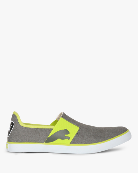 Lazy Slip-On II DP Casual Shoes By Puma ( Grey ) - 460190754001