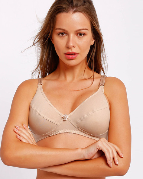 Full-Coverage All Day Long Bra By Lovable ( Skin )