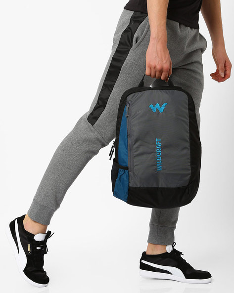 Streak Backpack By Wildcraft ( Blue )