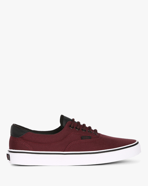 ERA 59 Casual Shoes With Lace-Ups By Vans ( Brown )