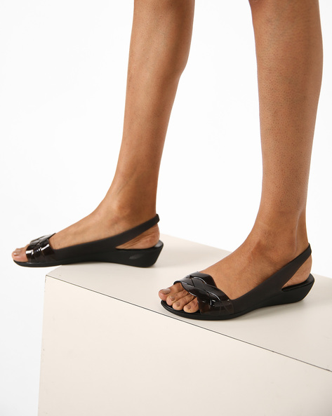 efaa02f1159d Isabella W Flat Sandals By CROCS ( Whtcarnation ) Best Deals With ...