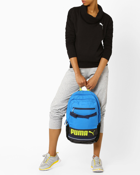 Deck Backpack By Puma ( Blue )