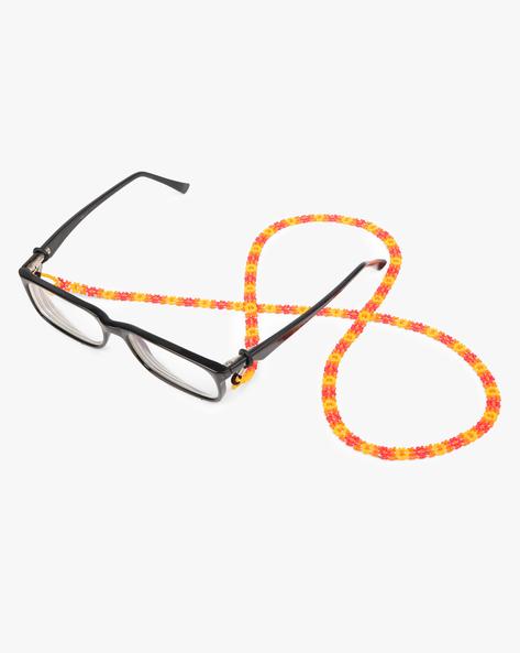 Eye Glass Beaded String By Indie Picks ( Multi )