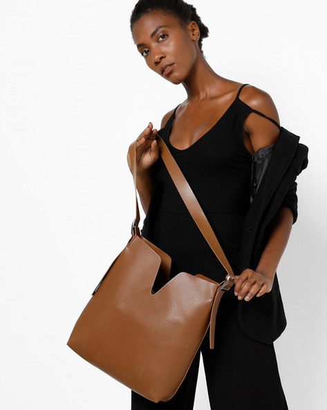 Tote Bag With Pouch By Project Eve ( Multi ) - 491364680
