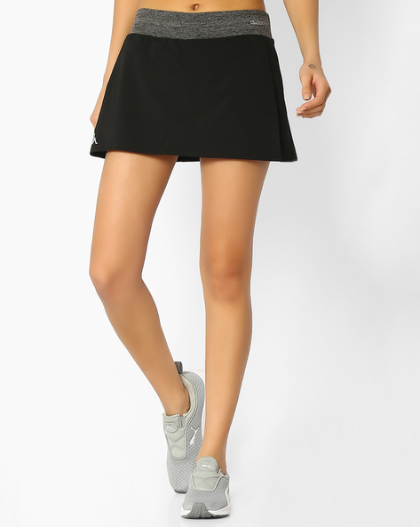 Shorts With Elasticated Waist By KAPPA ( Black )
