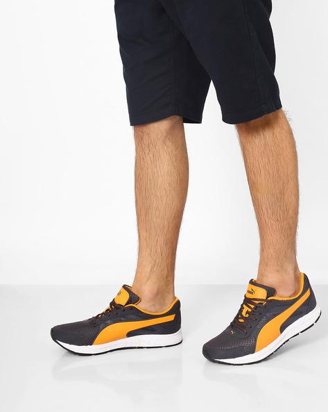 Modify Colourblock Casual Shoes By Puma ( Grey )