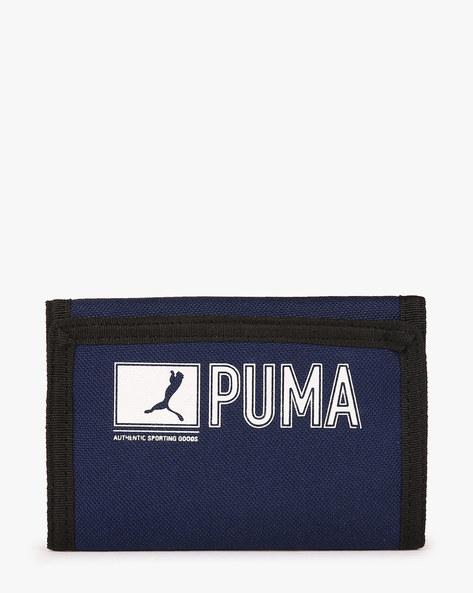 Pioneer Tri-Fold Wallet By Puma ( Navy )