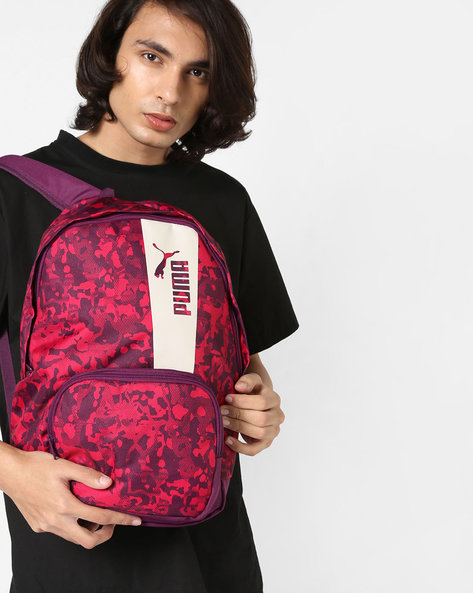 Core Style Backpack By Puma ( Purple )