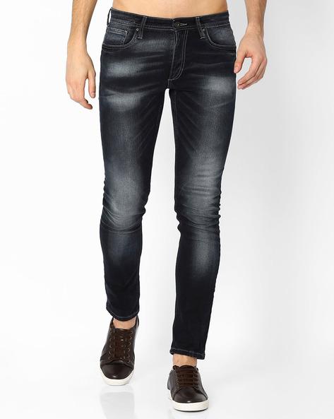 Glenn Slim Fit Jeans By Jack & Jones ( Blue )