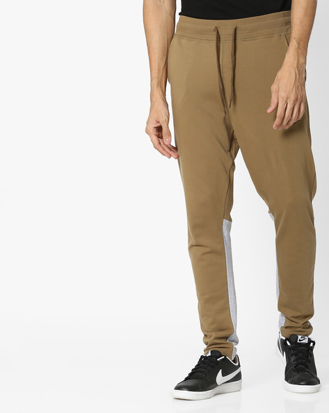 Jogger Pants With Elasticated Waist By Garcon ( Olive )