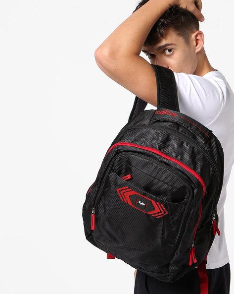 Footloose Viber 02 School Backpack By Skybags ( Black )