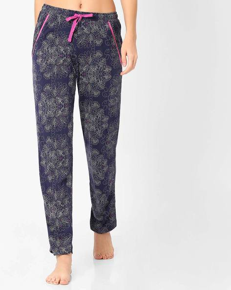 Printed Lounge Pants By Jockey ( Assorted )
