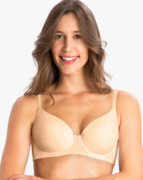 T-shirt Bra By Jockey ( Beige )
