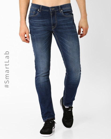 Slim Tapered N9-Treated Anti-Odour Jeans