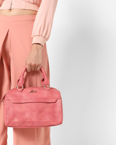 Civet Sling Bag By Lavie ( Peach )