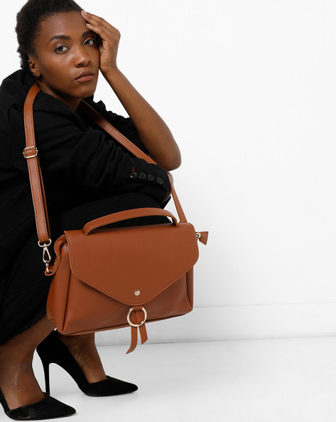 Sling Bag With Short Handle By Project Eve ( Multi ) - 491364684