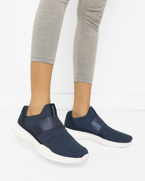 Go Run Mojo Mania Slip-On Shoes By Skechers ( Multi ) - 460166881002