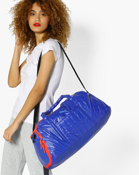 Fit At Sports Duffle Bag By Puma ( Royalblue )