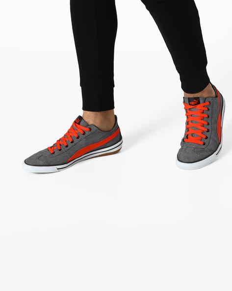 Real Blue Black Sneakers Jabong.com. 1599. 917 Herringbone Casual Shoes By  Puma ( Darkgrey ) 2325f8ae3