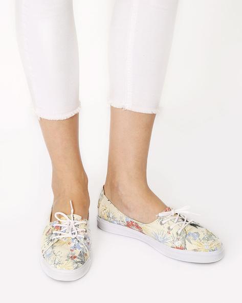 Printed Casual Slip-Ons By Vans ( Multi )