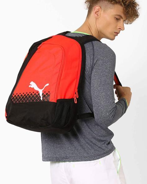 Evopower Colourblock Football Backpack By Puma ( White )