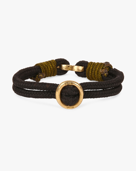 Soul Loop Bracelet By Alto Vida ( Black )