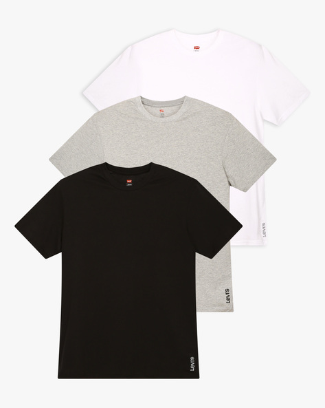 Pack Of 3 T-shirts By LEVIS ( Assorted )