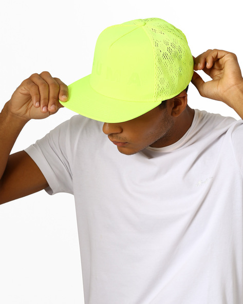 Evolution SB Baseball Cap By Puma ( Yellow )