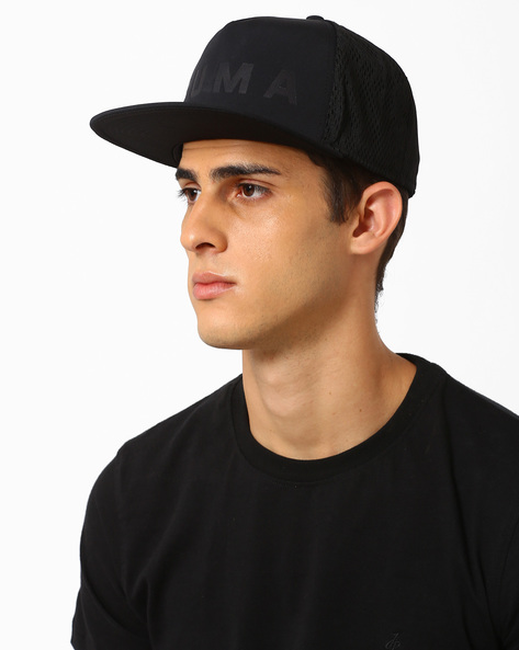 Evolution SB Baseball Cap By Puma ( Black )