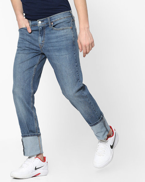 511 Red Tab Slim Fit Jeans By LEVIS ( Blue )