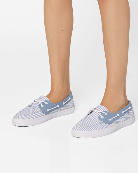 Chauffette SF Slip-On Canvas Shoes By Vans ( Multi )