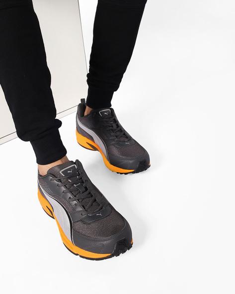 Atom Fashion III DP Sports Shoes By Puma ( Black )