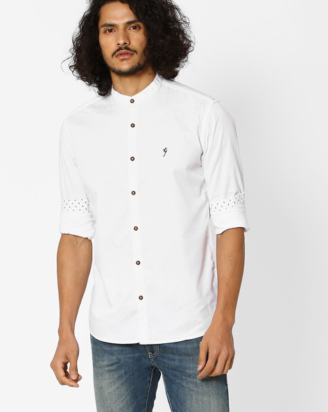 Slim Fit Casual Shirt By Killer ( Assorted )
