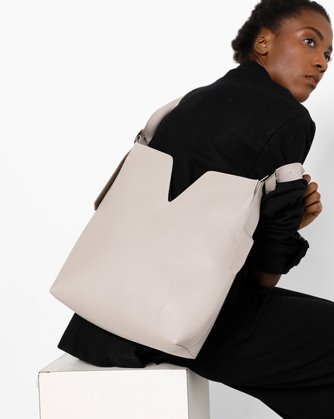 Tote Bag With Pouch By Project Eve ( Multi ) - 491364681