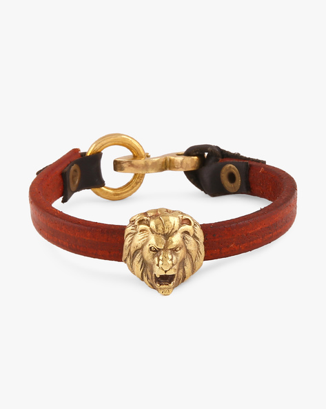 Genuine Leather Bracelet By Alto Vida ( Multi ) - 460074339001