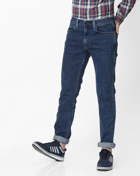 511 Line 8 Slim Fit Jeans By LEVIS ( Blue )