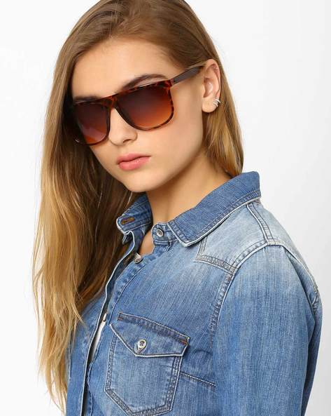 Wayfarer Sunglasses By Joe Black ( Multi ) - 460019511001