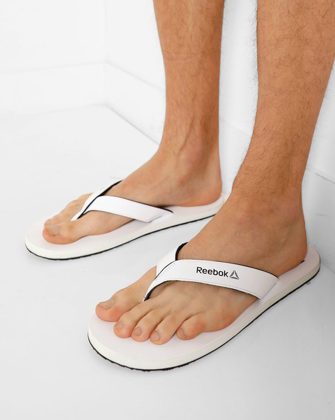 Advent Flip-Flops With Signature Branding By Reebok ( White )