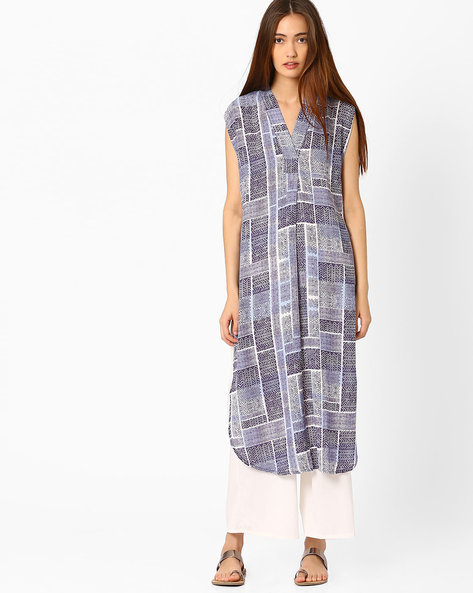Printed Tunic By And ( Multi )