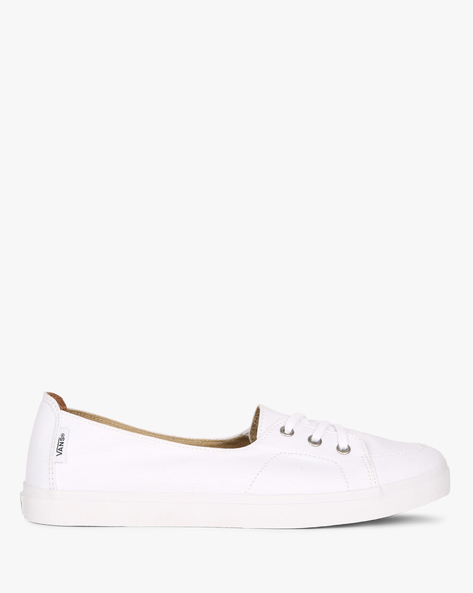 Slip-On Casual Shoes By Vans ( White )