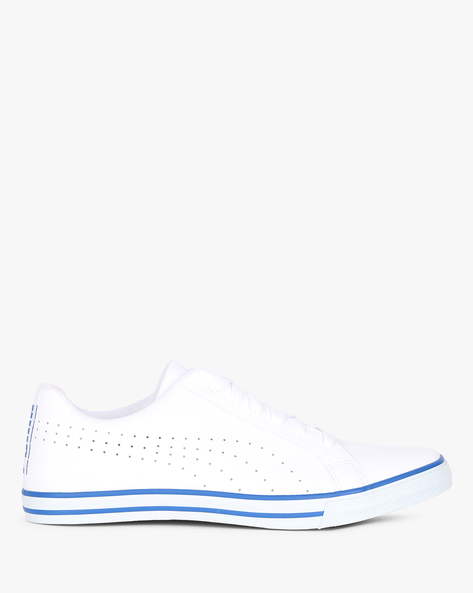 Rick Point NU IDP Casual Shoes By Puma ( White )