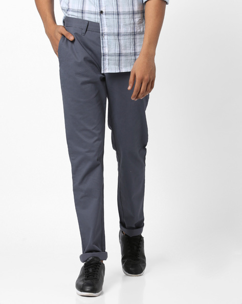 Printed Cotton Trousers By US POLO ( Assorted )