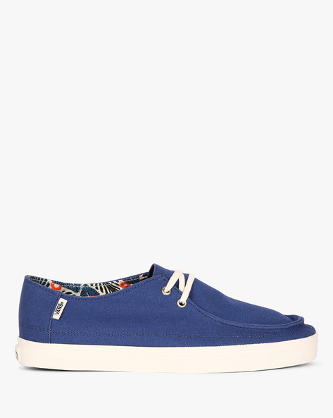 Rata Vulc SF Casual Shoes By Vans ( Blue )