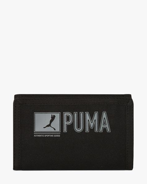Pioneer Tri-Fold Wallet By Puma ( Black )