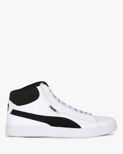 1948 Mid L IDP Lace-Up Casual Shoes By Puma ( White )
