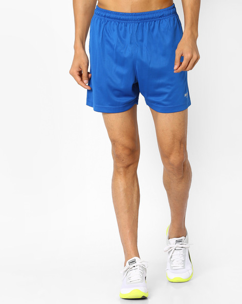 Slim Fit Running Shorts By 2Go ( Blue )